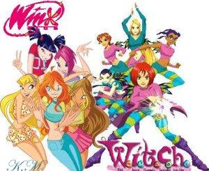 Winx club vs чародейки! Видео и Рассуждения!