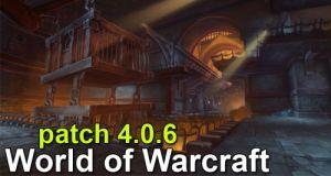 Патч WoW 4.0.6 Cataclysm скачать EU