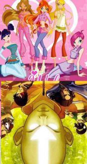 Кто лучше винкс или аватар легенда об аанге аниме?