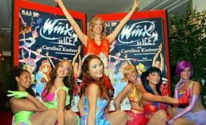 Шоу Винкс на русском смотреть онлайн и картинки