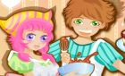 Игра готовим торт Валентинка и аватарки для winx club!